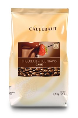 Barry Callebaut, dark fountain chocolate