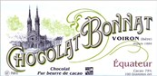 Chocolat Bonnat, Equateur, 75% dark chocolate bar