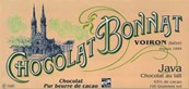 Chocolat Bonnat, Cote d'Ivoire, 65% milk chocolate bar