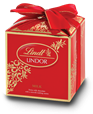 Lindt, Lindor milk chocolate cube