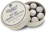 Sea Salt Caramel chocolate truffles