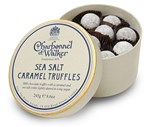 Charbonnel et Walker sea salt caramel truffles