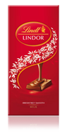 Lindt, Lindor milk chocolate bar