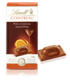 Lindt milk chocolate with Cointreau bar