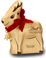 Lindt Christmas chocolate reindeer