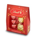 Lindt Bear and Hearts chocolate gift box
