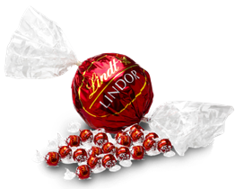 Lindt Christmas chocolate Maxi Ball