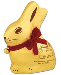 Lindt gold Easter bunny in milk chocolate 200g