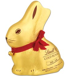 Lindt gold Easter bunny in milk chocolate 500g