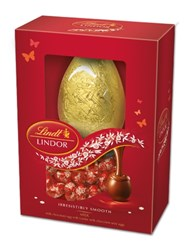 Lindt, Lindor Egg filled with milk mini Easter eggs 215g