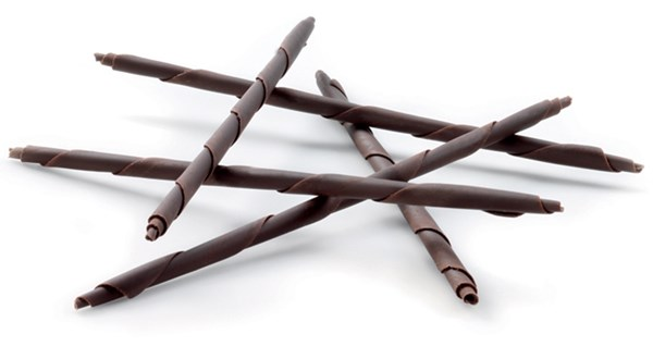 Chocolate Pencils - Dark 200mm