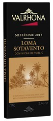 Valrhona, Loma Sotavento, dark chocolate bar