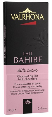 Valrhona, Bahibe milk chocolate bar