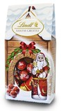 Lindt chocolate Santa grotto