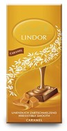 Lindt, Lindor caramel milk chocolate bar