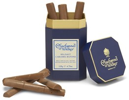 Charbonnel et Walker sea salt chocolate batons