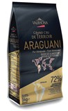 Valrhona, Araguani 72% dark chocolate couverture chips 3kg