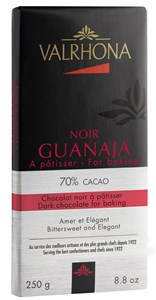 Click to view product details and reviews for Valrhona Guanaja 70 Dark Chocolate Block.