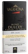Valrhona, Dulcey Blond chocolate couverture bar