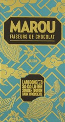 Marou, Lam Dong 74% dark chocolate bar