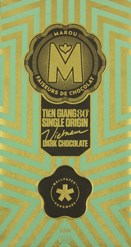 Marou, Tien Gang 80% dark chocolate bar
