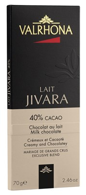 Valrhona, Jivara Lait milk chocolate bar