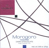 Domori Morogoro 70% dark chocolate bar