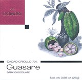 Domori, Guasare 70% dark chocolate bar