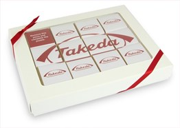 Takeda chocolate box