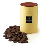 Amedei dark chocolate couverture drops (pistoles)