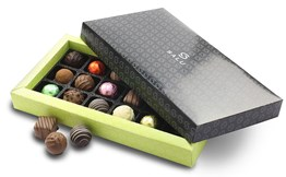 Salu chocolate gift box