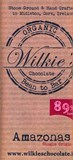 Wilkies, Organic Amazonas 89% dark chocolate bar