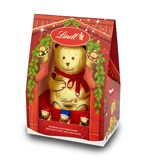 Lindt Bear Family Christmas chocolate gift