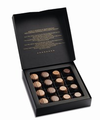 Valrhona Grand Cru assorted chocolate gift box 170g