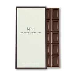 Artisan du Chocolat, Dark chocolate salted caramel bar