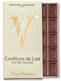 Artisan du Chocolat, Milk chocolate bar