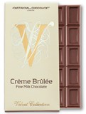Artisan du Chocolat, Crème brulee milk chocolate bar