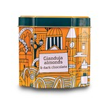 Artisan du Chocolat, Gianduja chocolate enrobed almonds