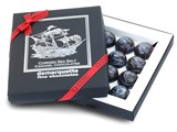Demarquette, Cornish Sea Salt caramel chocolates
