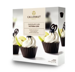 Callebaut Victoria chocolate cups