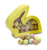 Easter bunny mini eggs