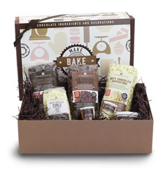 Make, Bake & Decorate chocolate hamper