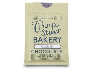 Pump Street Bakery Ecuador 85 Dark Chocolate Bar