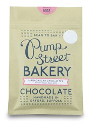 Pump Street Bakery, Madagascar Criollo, 74% dark chocolate bar