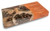 Dark chocolate truffles making kit