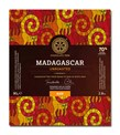 Chocolate Tree, Madagascar unroasted, 70% dark chocolate bar