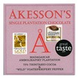 Akessons, Madagascar, 75% dark chocolate with wold pepper bar