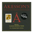Akesson's, Brazil Forastero, 75% dark chocolate bar
