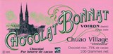 Bonnat, Chuao village, 75% dark chocolate bar