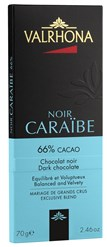 Valrhona, Caraibe 66% dark chocolate bar